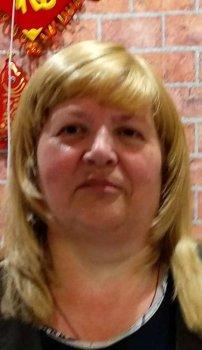 Новікова Людмила Миколаївна, сестра-господарка
