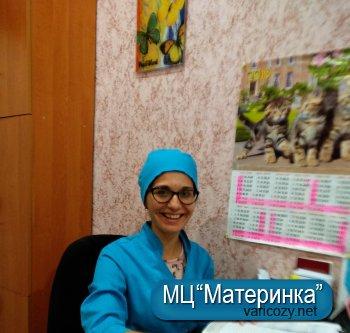 Берегова Єлизавета  Сергіївна, адміністратор-секретар