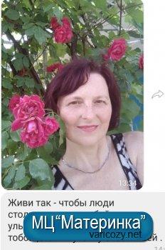 Смірнова Лариса Сергіївна, медсестра